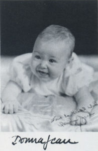 Page 17 Donna Jean baby picture