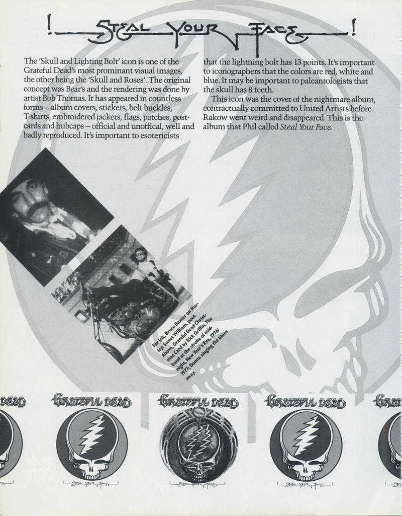 Page 138 Steal Your Face