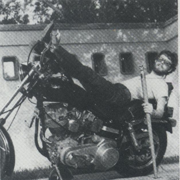 Page 138 Bruce Baxter - Grateful Dead Family Album