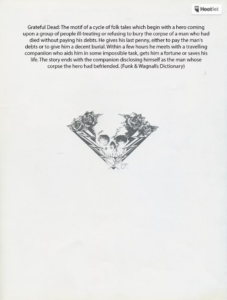 Page 24 Grateful Dead definition