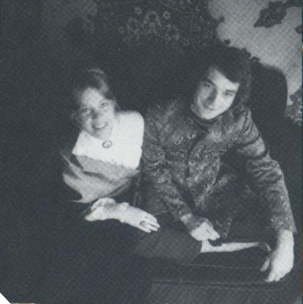 Page 41 Susila and Billy Kreutzmann