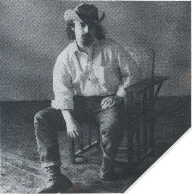 Page 57 Pigpen seated in cowboy hat