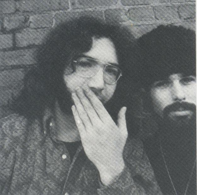 Page 62 Jerry Garcia and Mickey Hart