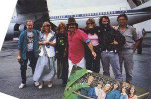 Page 101 Bonnie Raitt crew