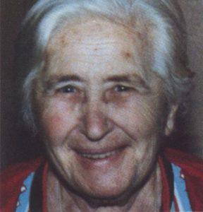"Ethel ""Yetta"" Tessel, Mickey's Grandma"